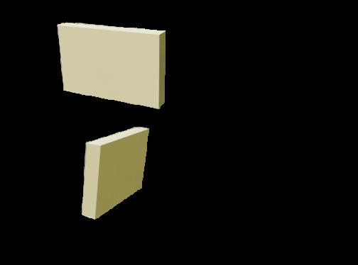 Рустовый камень RKF-01