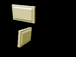 Рустовый камень RKF-03