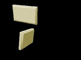 Рустовый камень RKF-04