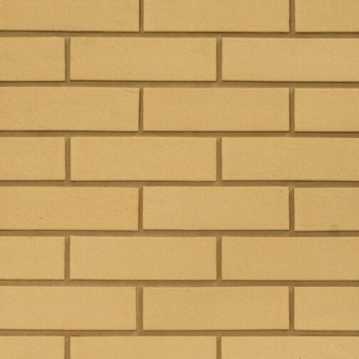 Клинкерная фасадная плитка Экоклинкер Ваниль