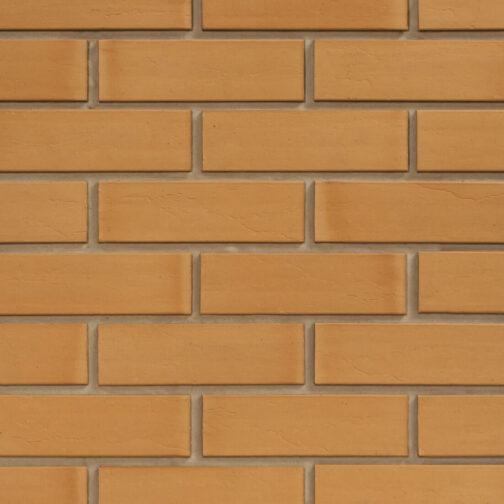 Клинкерная фасадная плитка Экоклинкер Песочная