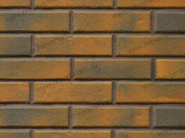 Клинкерная фасадная плитка под кирпич Retro Brick Chilli 240*65*8 мм