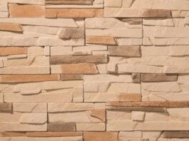 Облицовочный камень Тонкий пласт, цвет 5