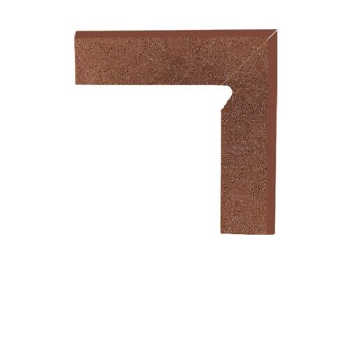 Цоколь структурный правый/левый Paradyz Taurus Brown