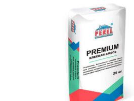 Клеевая смесь PEREL Premium 0314 «лето», 25 кг