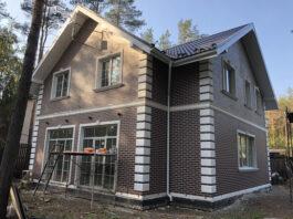 Фасадные термопанели с клинкерной плиткой Semir Beige