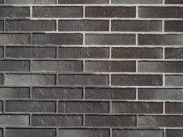Клинкерная фасадная плитка под кирпич ABC Dresden Schieferstruktur, 240*52*7 мм