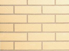 Клинкерная фасадная плитка под кирпич ABC Alaska Beige Genarbt, 240*71*7 мм