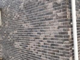 Клинкерная фасадная плитка Paradyz Viano Grys