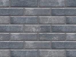 Клинкерная фасадная плитка плитка Paradyz Viano Antracite