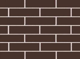 Фасадная плитка под кирпич Paradyz Natural Brown