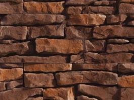 Облицовочный камень Альпийский пласт, цвет 5
