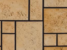 Облицовочный камень Балатон, цвет 3