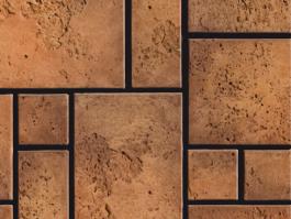 Облицовочный камень Балатон, цвет 4