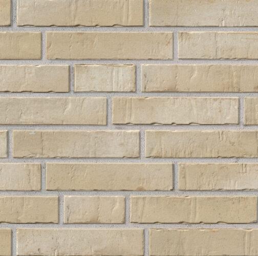 Клинкерная плитка под кирпич Stroeher Kontur EG 470 beige engobiert