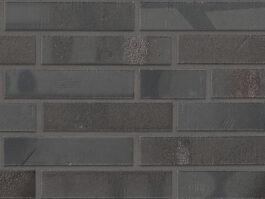 Клинкерная плитка под кирпич Stroeher Brickwerk 650 eisenschwarz