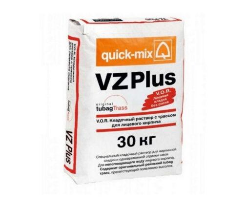 Кладочный раствор quick-mix VZ plus.A алебастрово-белый