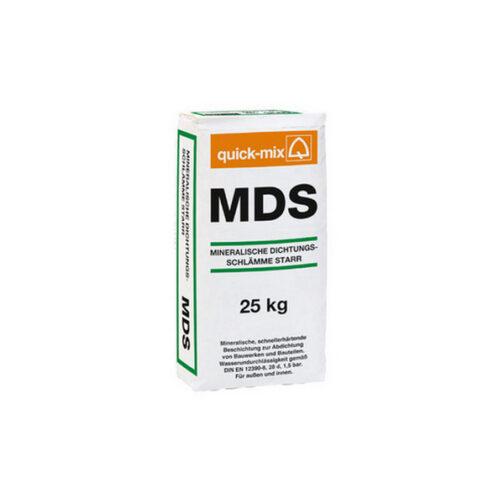 Минеральный гидроизолирующий раствор-шлам MDS