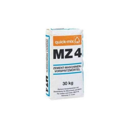 Цементная грунтовка для машинного нанесения методом набрызга MZ 4