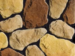 Облицовочный камень Бут, цвет 1