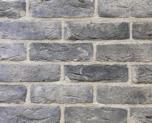 Облицовочный камень под кирпич ручной формовки DF-73