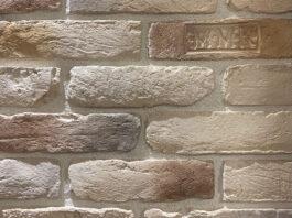 Облицовочный камень под кирпич ручной формовки SP-13
