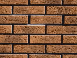 Облицовочный камень Венский клинкер, цвет 7