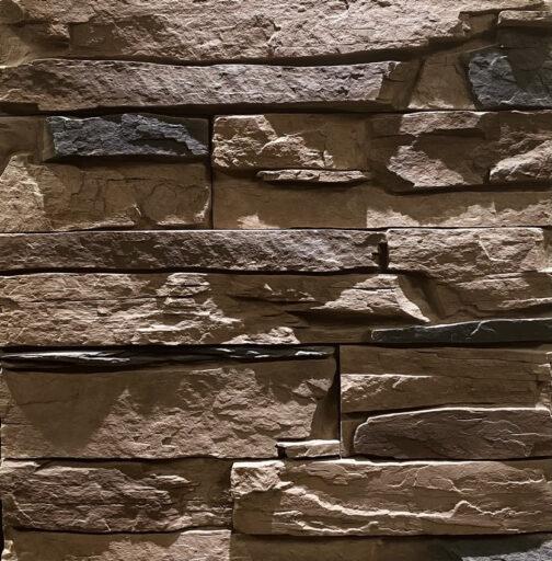 Облицовочный декоративный камень Утес UT-83