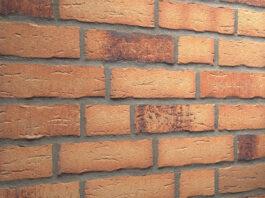 Фасадные термопанели с клинкерной плиткой Feldhaus Klinker R695 Sintra sabioso ocasa