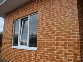 Фасадные термопанели с клинкерной плиткой Aquarius Brown