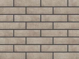 Клинкерная фасадная плитка под кирпич Loft Brick Salt 240*65*8 мм
