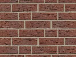 Клинкерная фасадная плитка Feldhaus Klinker R555 Terra antic mana