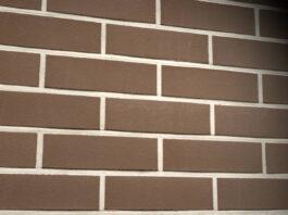 Фасадные термопанели с клинкерной плиткой Feldhaus Klinker R500 Geo liso