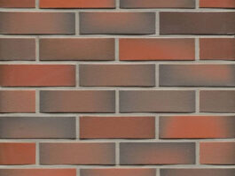 Клинкерная фасадная плитка Feldhaus Klinker R484 Galena terreno viva