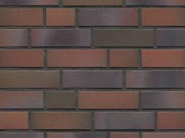 Фасадные термопанели с клинкерной плиткой Feldhaus Klinker R385 cerasi maritim