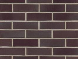 Клинкерная фасадная плитка Feldhaus Klinker R384 ferrum liso