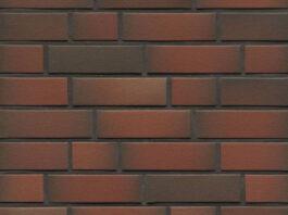 Фасадные термопанели с клинкерной плиткой Feldhaus Klinker R382 cerasi viva liso