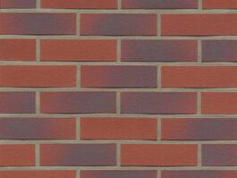 Клинкерная фасадная плитка Feldhaus Klinker R356 Carmesi antic liso