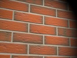 Фасадные термопанели с клинкерной плиткой Feldhaus Klinker R343 Ardor senso