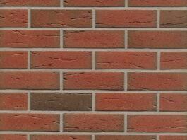 Фасадные термопанели с клинкерной плиткой Feldhaus Klinker R307 Ardor rustico