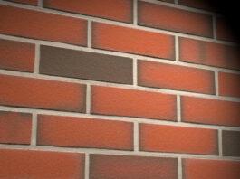 Фасадные термопанели с клинкерной плиткой Feldhaus Klinker R303 Ardor liso