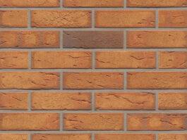 Клинкерная фасадная плитка Feldhaus Klinker R268 Nolani viva rustico