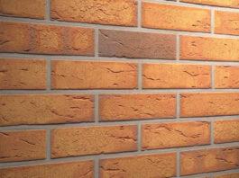 Фасадные термопанели с клинкерной плиткой Feldhaus Klinker R268 Nolani viva rustico