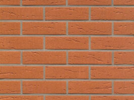 Клинкерная фасадная плитка Feldhaus Klinker R227 Terracotta rustico