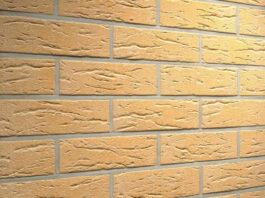 Фасадные термопанели с клинкерной плиткой Feldhaus Klinker R216 Amari mana