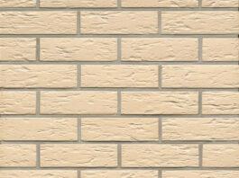 Фасадные термопанели с клинкерной плиткой Feldhaus Klinker R140 Perla senso