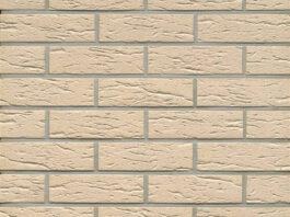 Фасадные термопанели с клинкерной плиткой Feldhaus Klinker R116 Perla mana
