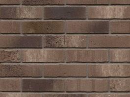 Клинкерная фасадная плитка Feldhaus Klinker R775 Vascu argo marengo