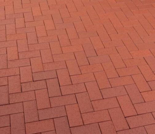 Тротуарная клинкерная брусчатка Feldhaus Klinker P402 KF gala plano