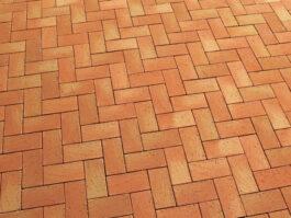 Тротуарная клинкерная брусчатка Feldhaus Klinker P241 KF areno mandari